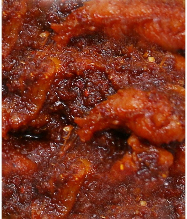 Chicken Bone Pickle - 450 Gms