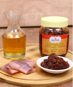 Fish Boneless Pickle - 500 Gms