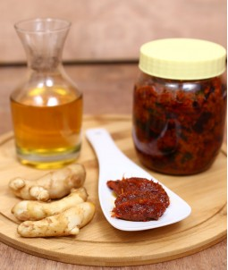 Ginger Pickle - 450 Gms