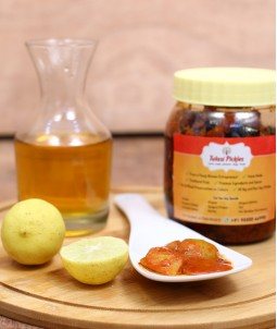 Lemon Pickle - 450 Gms